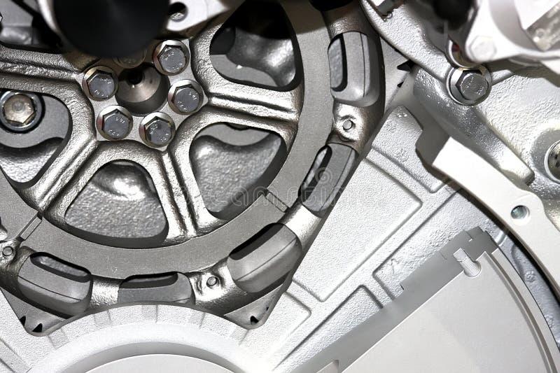тележка двигателя стоковое изображение