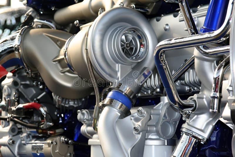 тележка двигателя стоковые фото