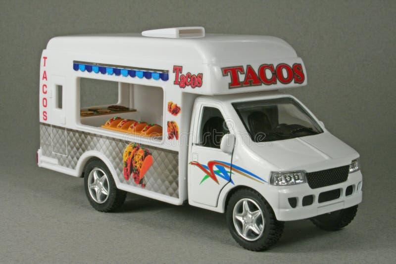 тележка taco стоковое изображение