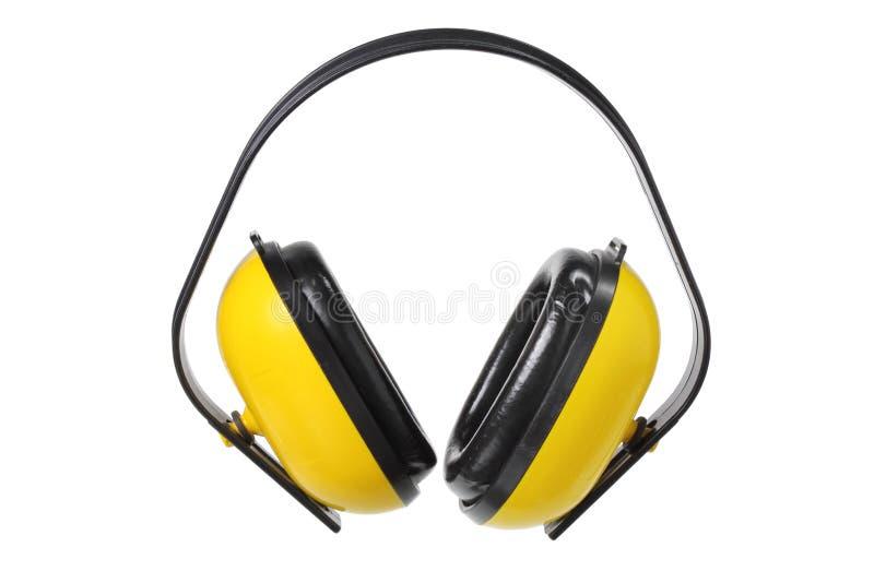 Телефоны уха стоковое изображение rf