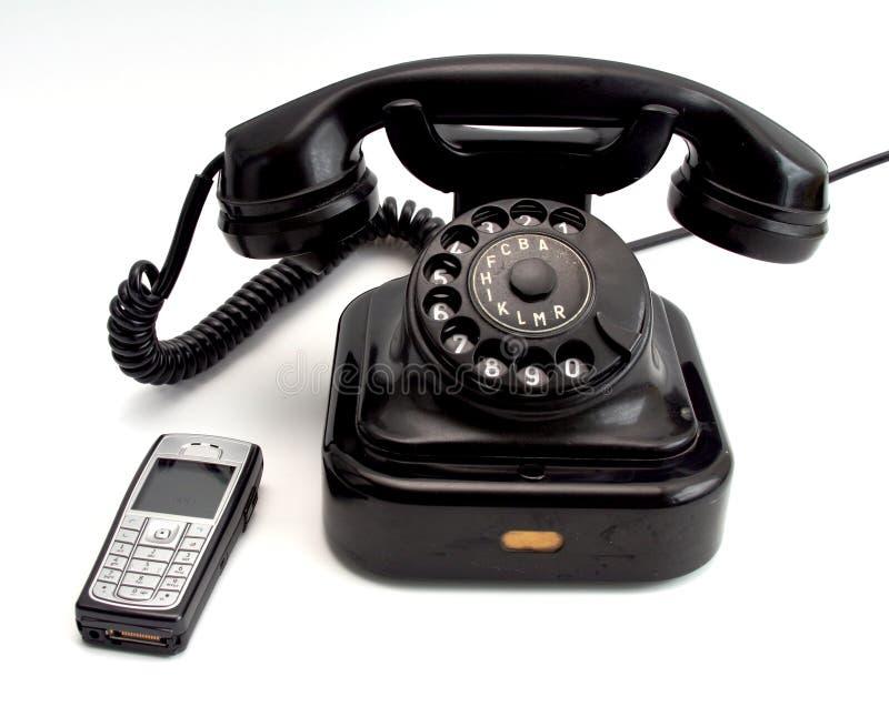 телефоны стоковое фото