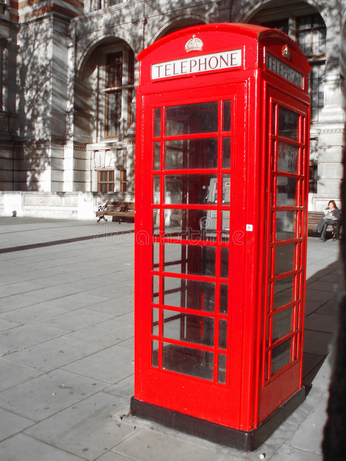 телефон будочки стоковое фото rf