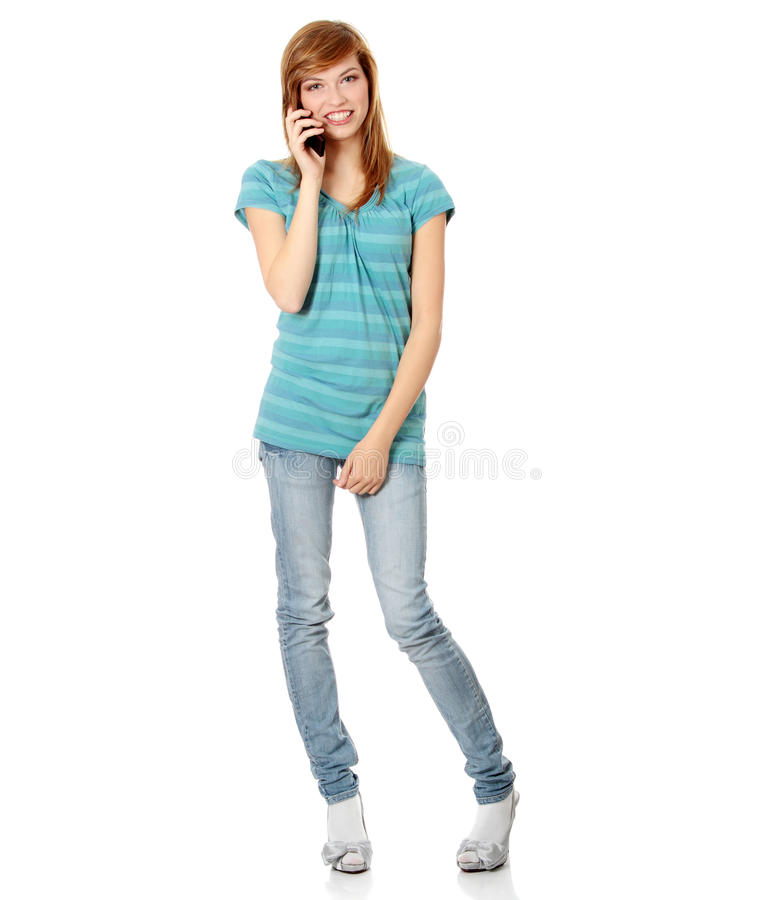 телефон звонока стоковое фото