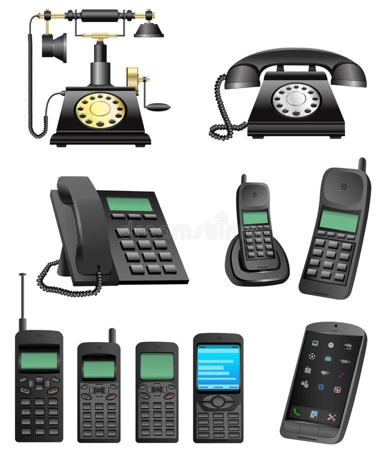 телефон развития бесплатная иллюстрация