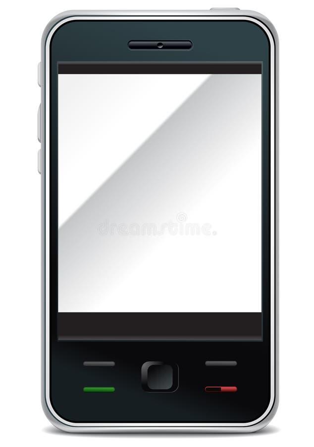 телефон франтовской иллюстрация штока