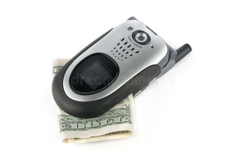 телефон цены клетки Стоковая Фотография RF