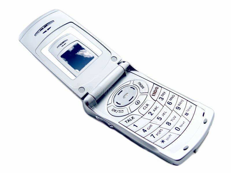 телефон 2 части камеры стоковая фотография rf