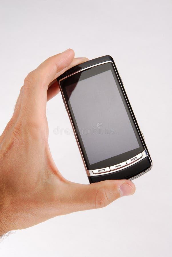 телефон 4 стоковое изображение rf