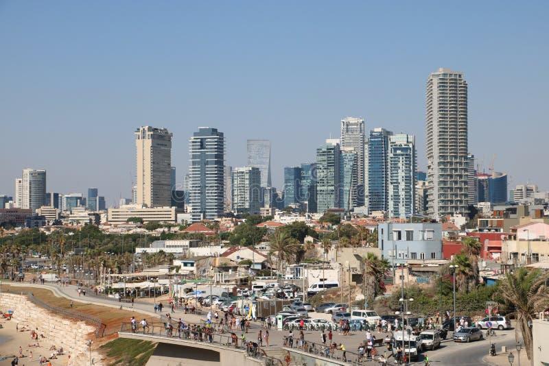 Тель-Авив, Израиль стоковая фотография rf