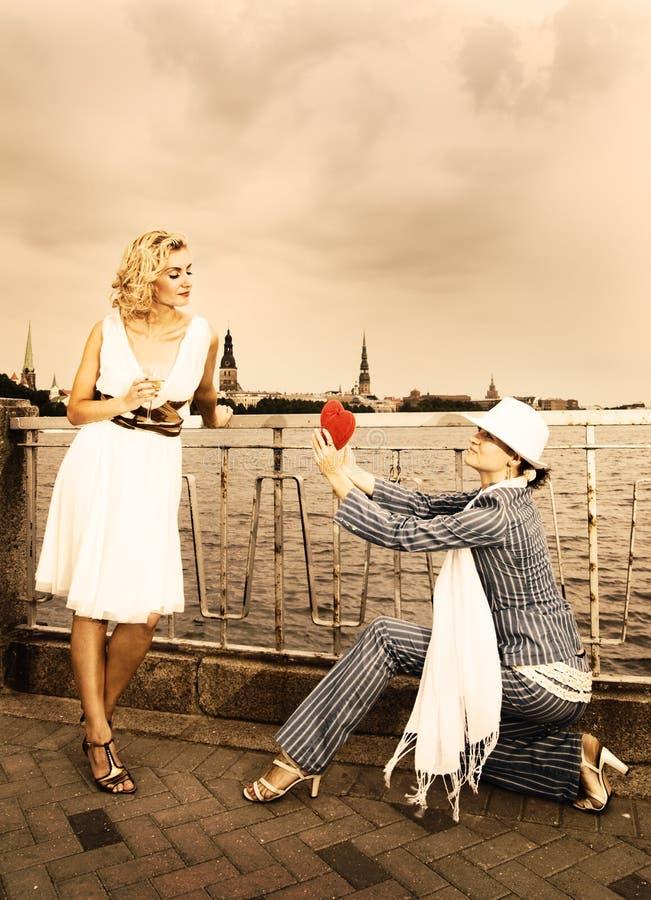 тема влюбленности стоковое фото rf