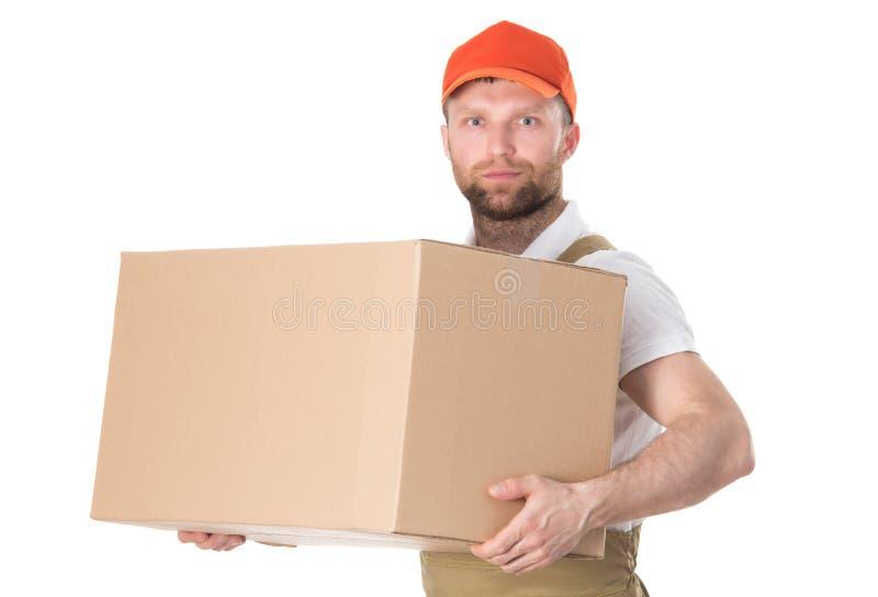 Тема поставки товаров стоковые фото