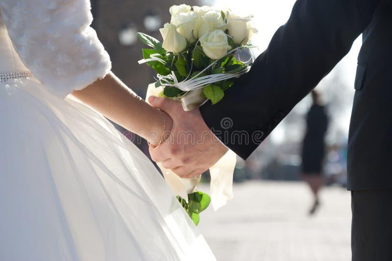 Тема свадьбы, стоковые фотографии rf