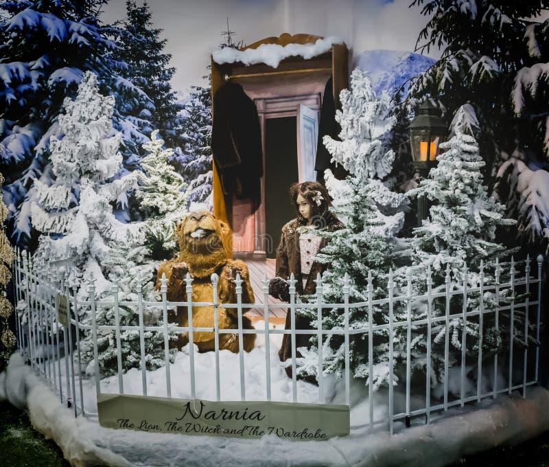Тема Narnia стоковые фото