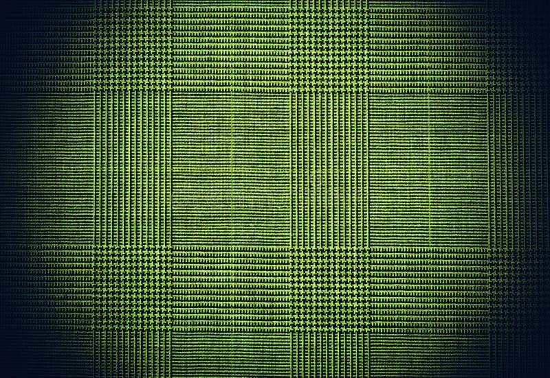 Темная ая-зелен предпосылка текстуры ткани стоковые фото