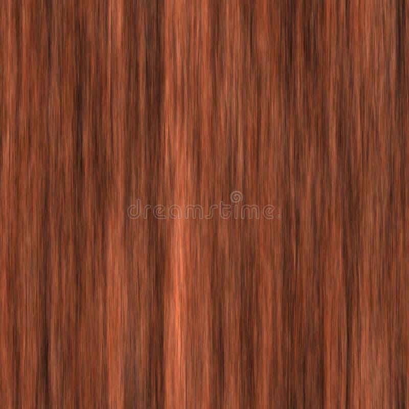 Темная деревянная безшовная текстура иллюстрация штока