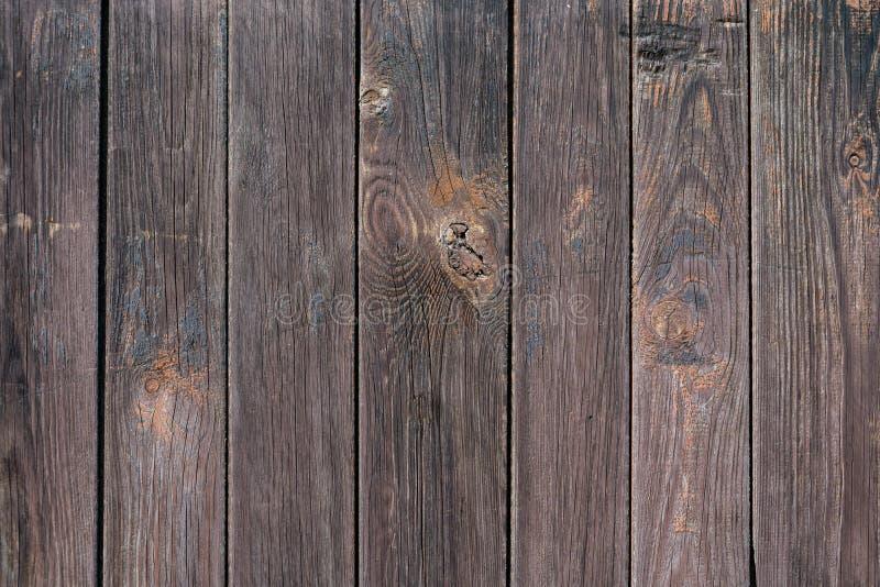 Темная деревянная предпосылка, текстура, обои стоковое изображение rf