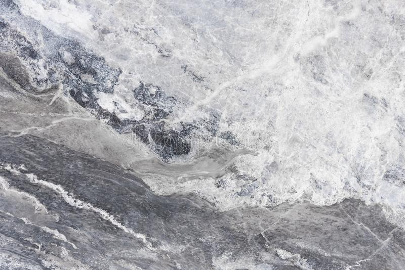 Темная естественная мраморная картина текстуры для черной предпосылки Кожа l стоковые фото