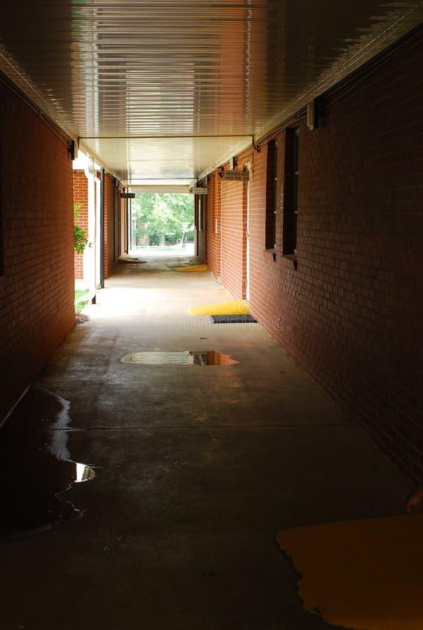 темная зала стоковое изображение rf
