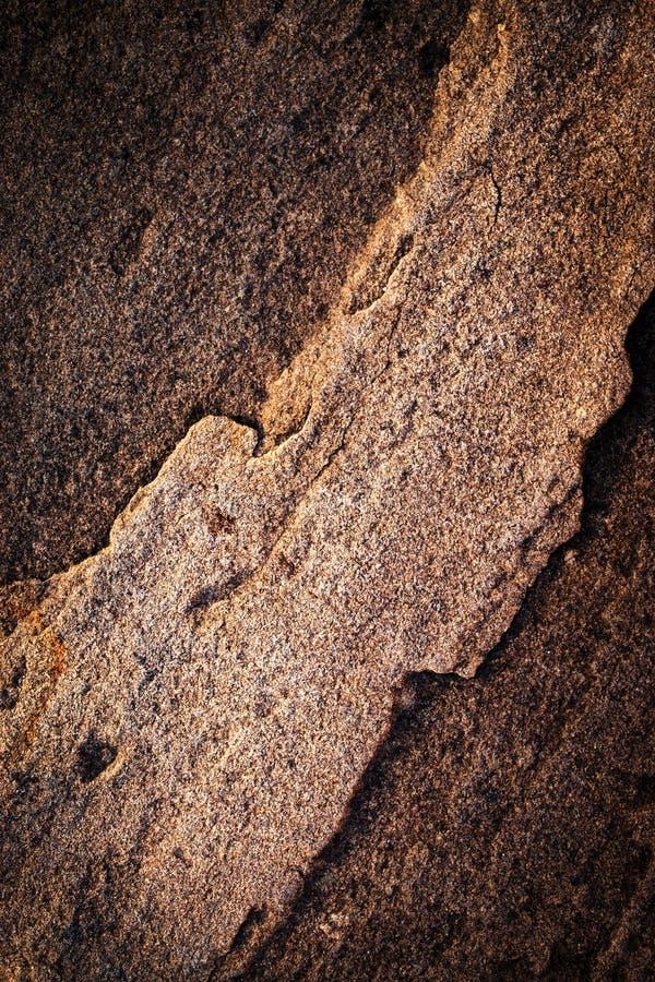 Темная коричневая каменная деталь стоковые изображения rf