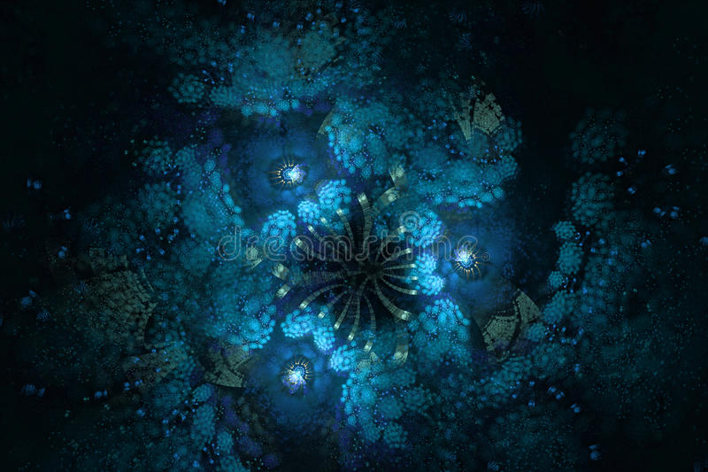 Темная материя бесплатная иллюстрация