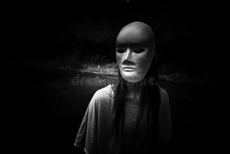 Темная доктрина стоковая фотография