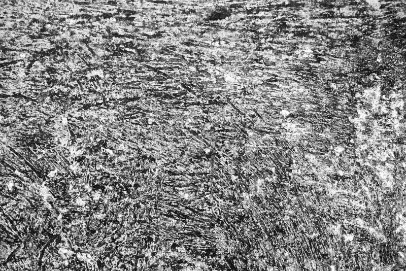 Темная предпосылка текстуры бетонной стены Огорченная каменная поверхность стоковое фото rf