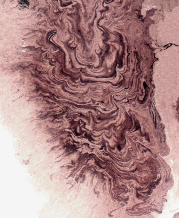 Темная розовая эмаль иллюстрация штока