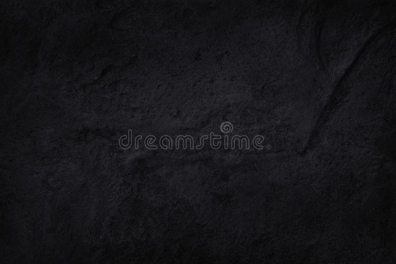 Темная серая черная текстура шифера в естественной картине черная каменная стена бесплатная иллюстрация