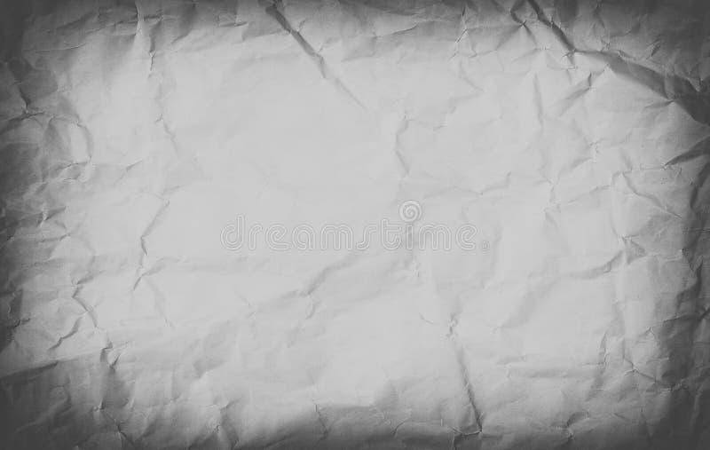 Темная старая бумажная текстура стоковая фотография