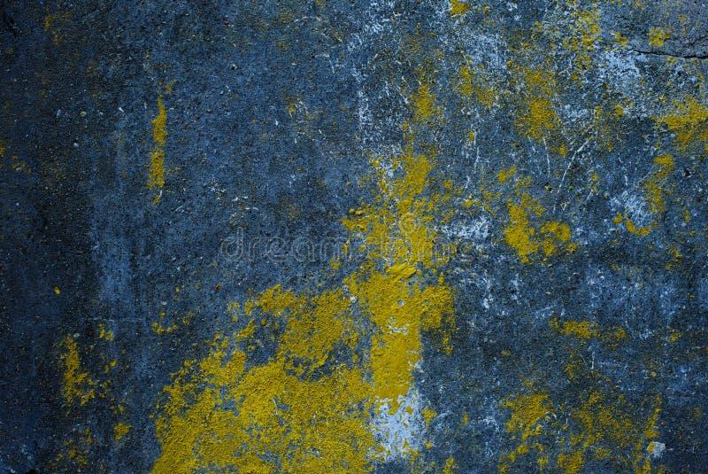 Темная текстура старого гипсолита стоковые изображения