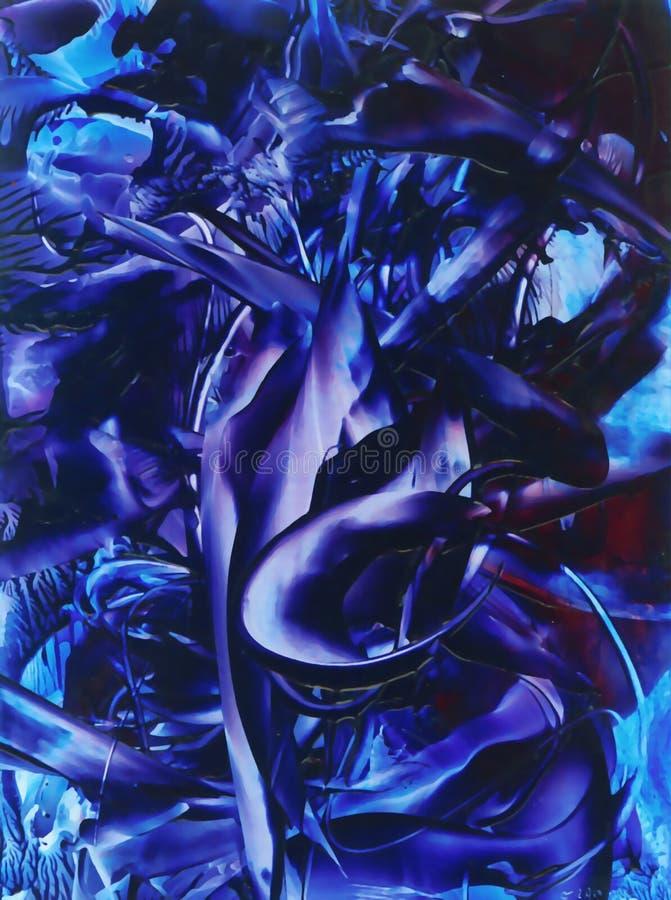 Download темное волшебство иллюстрация штока. иллюстрации насчитывающей trammel - 75924