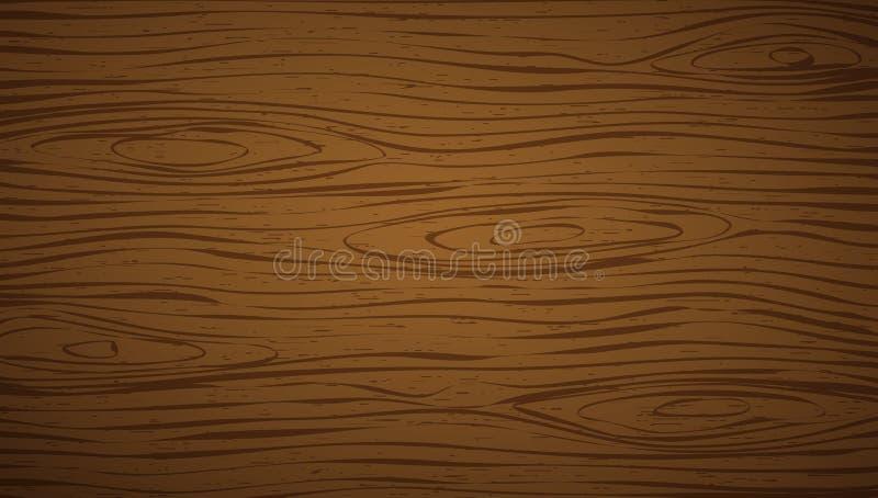 Темное коричневое деревянное вырезывание, прерывая доска, таблица или поверхность пола : r иллюстрация штока