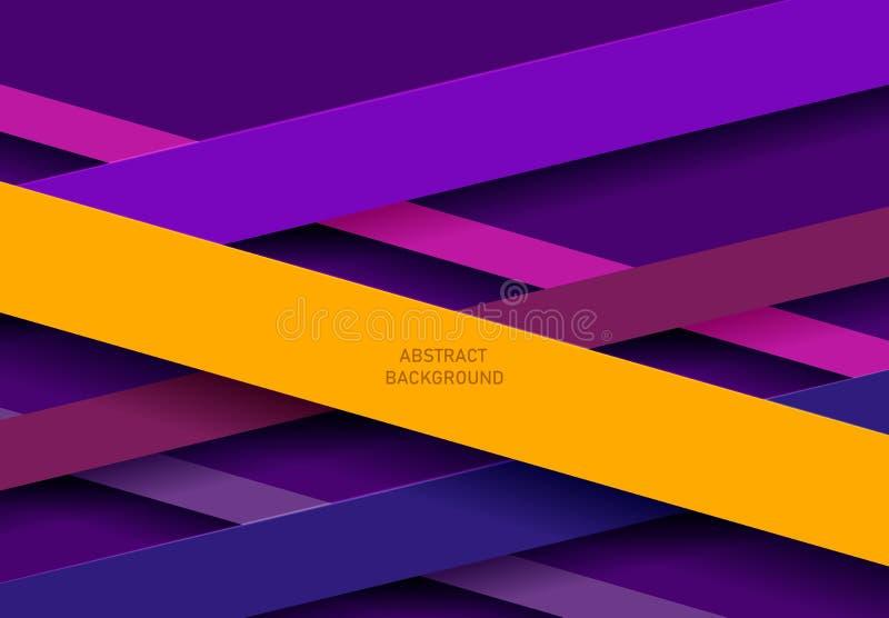 Темное Multicolor, текстура вектора радуги с покрашенными линиями Самый лучший дизайн для вашего объявления, плакат, знамя иллюстрация штока