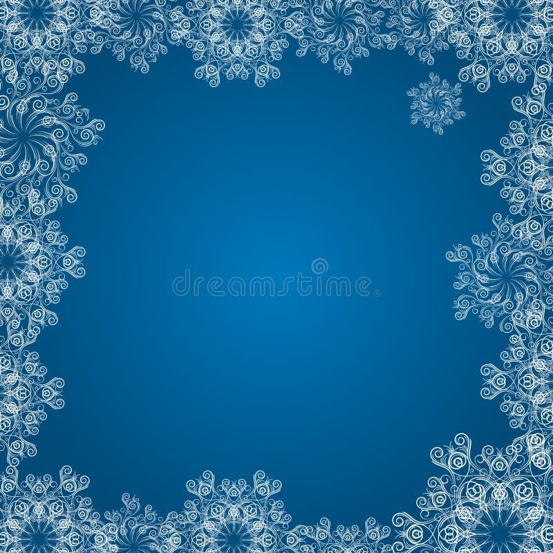 темнота предпосылки голубая бесплатная иллюстрация