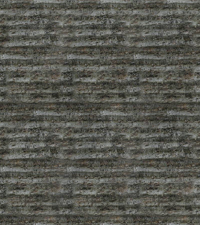 Темнота сморщила каменную текстуру - безшовную стоковые изображения