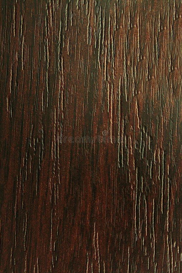 Темнота дуба - красный цвет, текстурирует старую древесину стоковые изображения