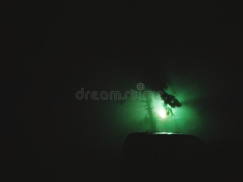 темно стоковое фото