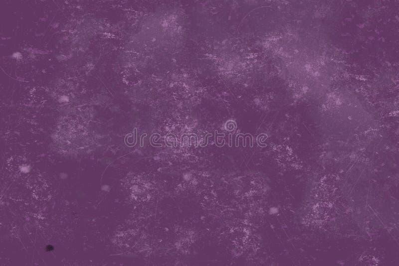 Темную абстрактную розовую текстуру с пылью и царапины, для целей проектирования, можно использовать как текстура или предпосылка иллюстрация вектора