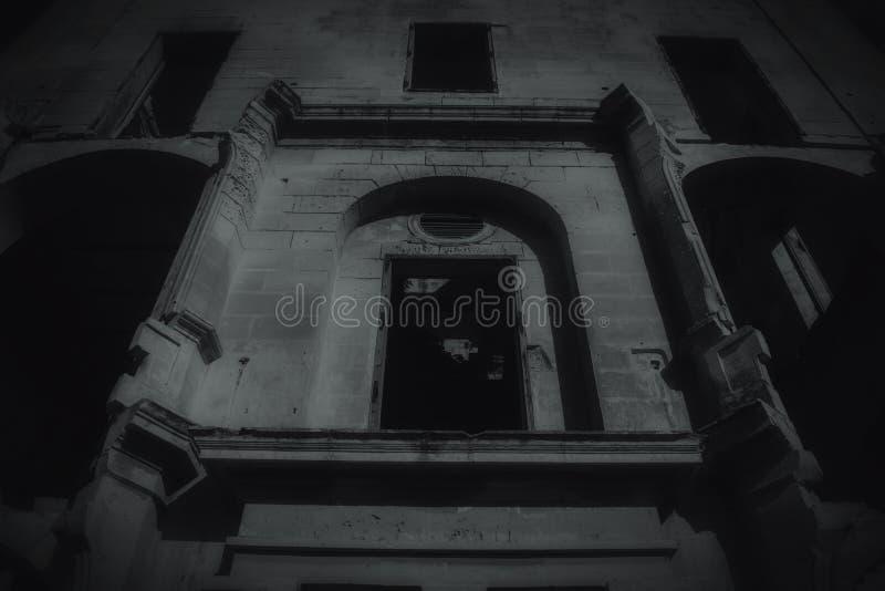 темный страх стоковые фото