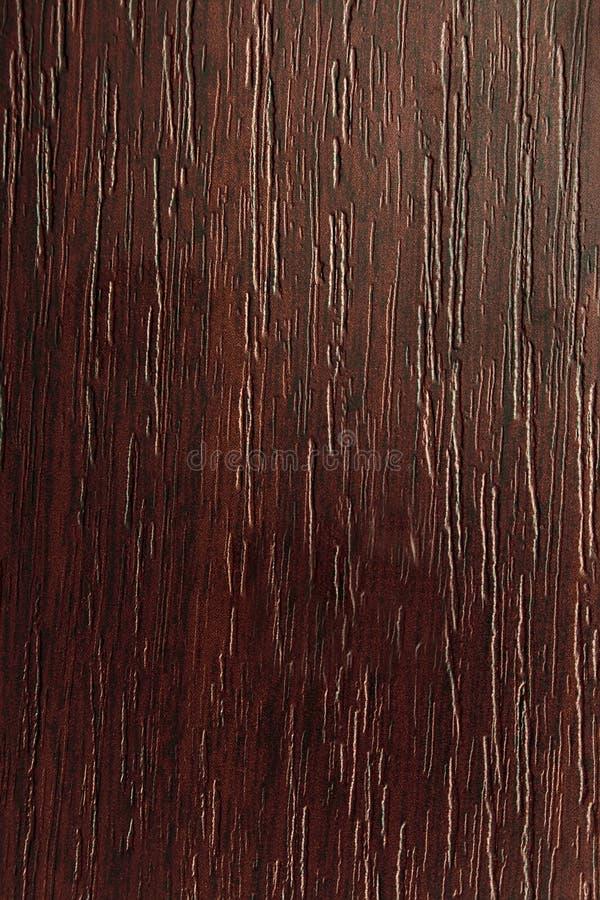 Темный mahogany, текстурирует старую древесину стоковые фотографии rf
