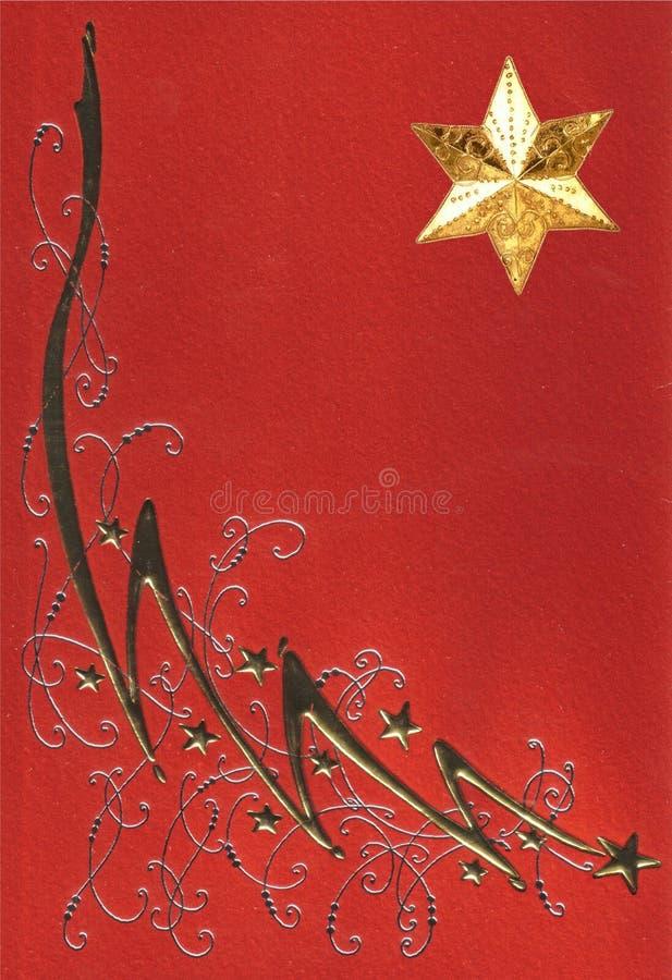 темы рождества предпосылки стоковое изображение rf