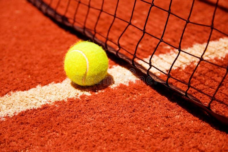 теннис шарика стоковое фото