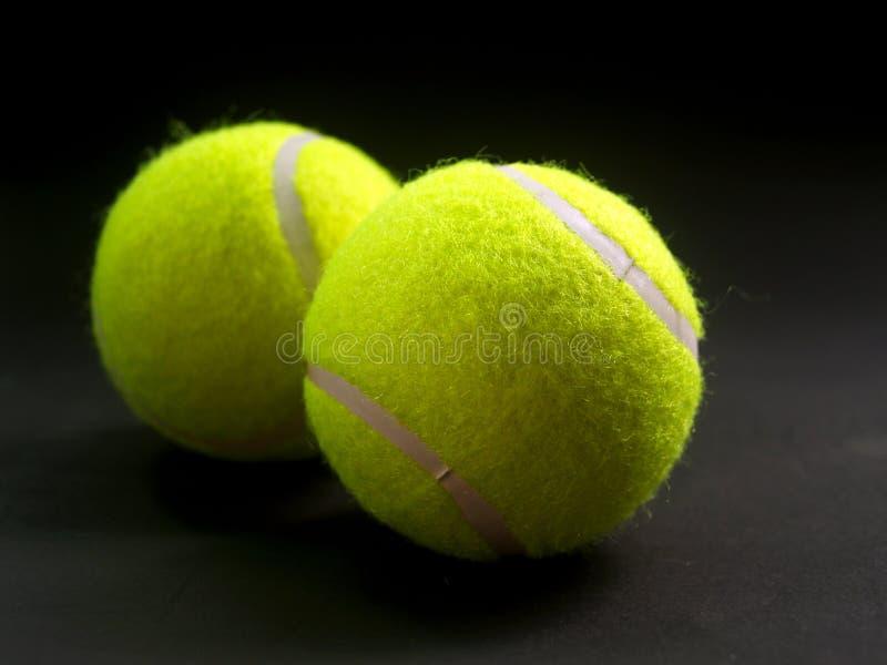 теннис 6 шариков стоковые изображения