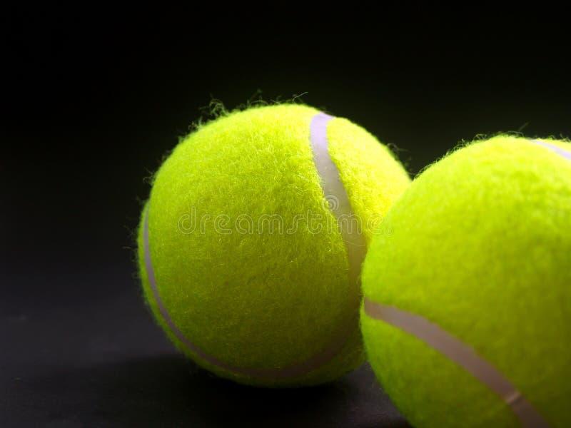 теннис 9 шариков стоковая фотография rf