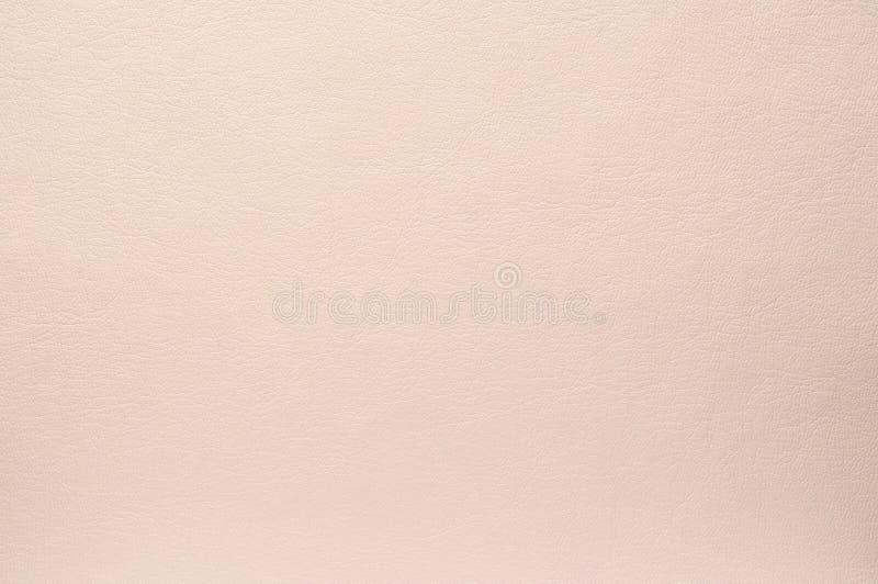 Тень цвета слоновой кости поверхностного faux текстуры кожаная крутая стоковое фото