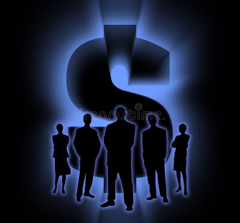 Download тень 2 людей дег иллюстрация штока. иллюстрации насчитывающей человек - 490605