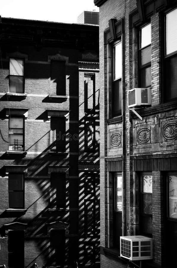 Тень Nyc стоковая фотография