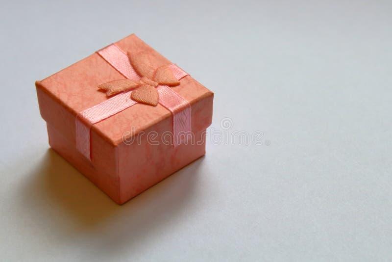 Теплая коробка с бабочкой стоковая фотография rf