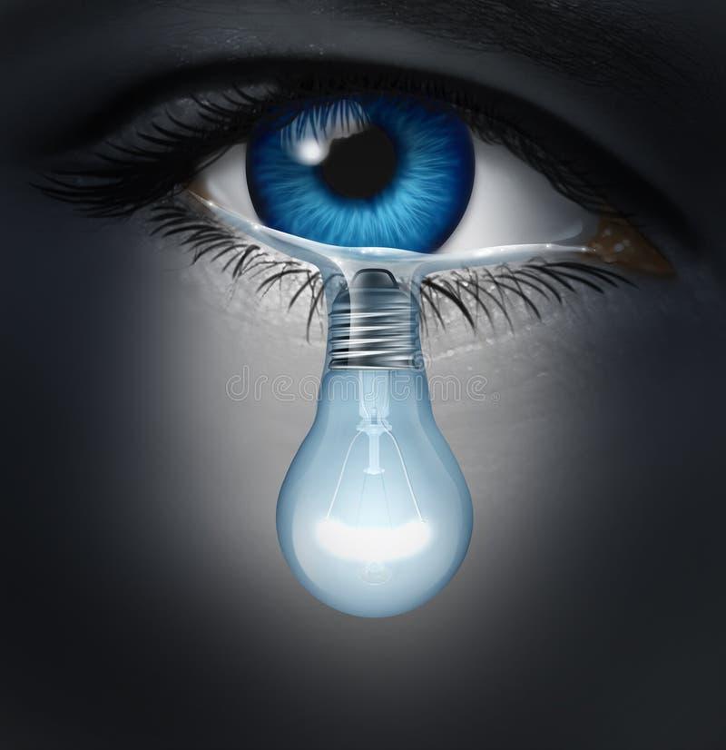 Терапия депрессии иллюстрация штока