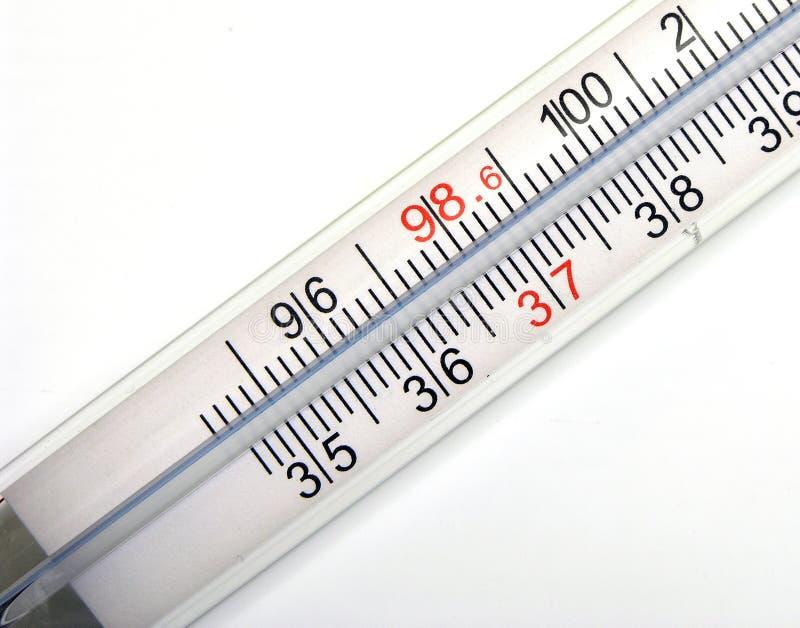 Download термометр макроса стоковое изображение. изображение насчитывающей градусы - 491911